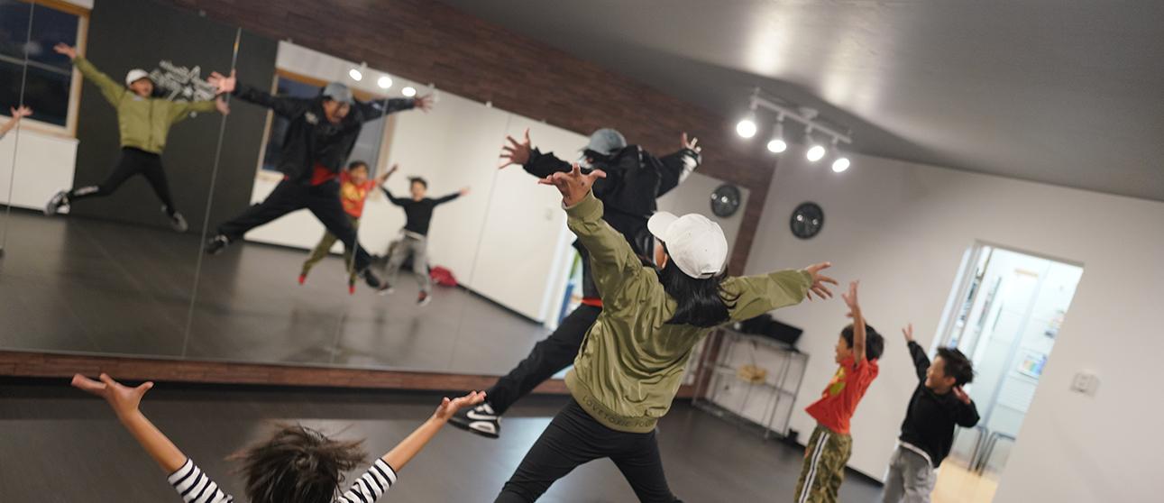 岸和田スタジオで一緒に踊ろう!!