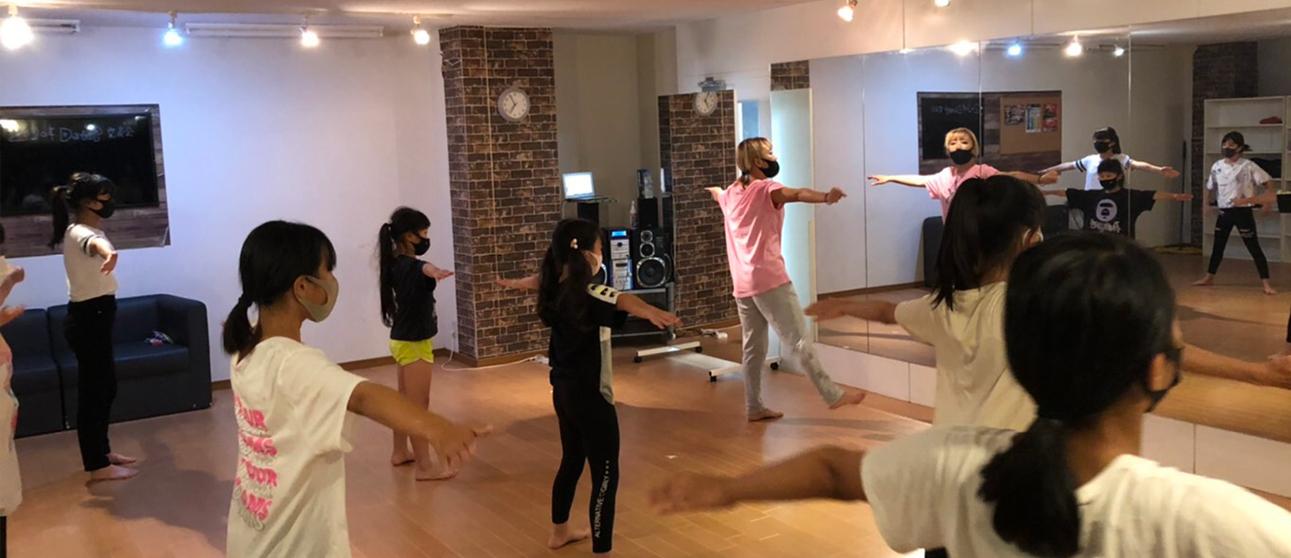 佐野スタジオで一緒に踊ろう!!